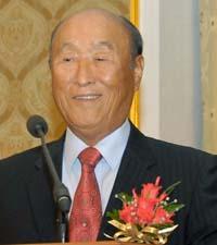 Sun Myung Moon, fundador de la secta